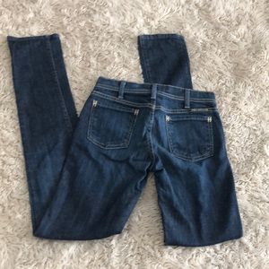 COH size 24 blue skinnies